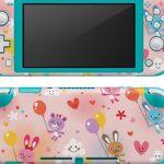 Nintendo Switch(スイッチ)のスキンシール可愛いおすすめ10選!自作も