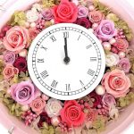 花の掛け時計おすすめ20選!結婚祝いプレゼントに