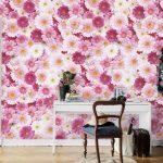 かわいい!花柄の壁紙おすすめ15選/マリメッコ/桜/薔薇も♡